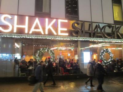 ニューヨークで絶対行きたいおすすめカフェ・レストラン8選!Shake Shack