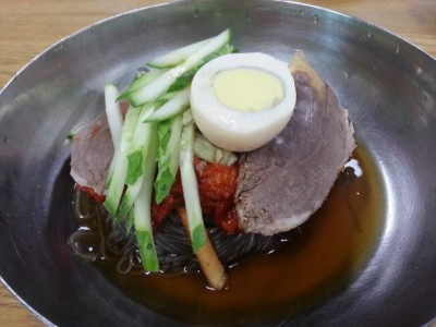 韓国行ったら絶対食べたい美味しい韓国冷麺のお店7選!五壮洞興南チッ
