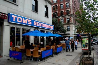 ニューヨークで絶対行きたいおすすめカフェ・レストラン8選!Tom's Restaurant