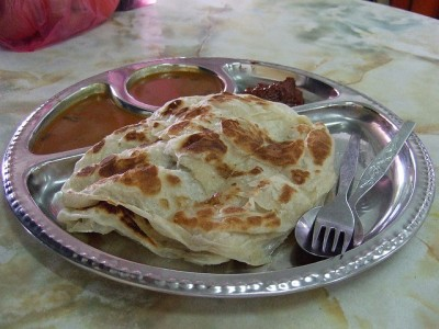 現地で絶対食べたいおすすめマレーシア料理10選!ロテイ チャナイ