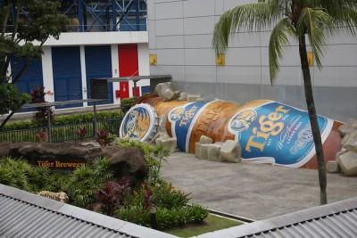 シンガポール在住者のおすすめマニアック観光スポット8選!タイガービール工場