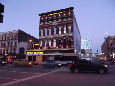 デトロイトで絶対行きたいおすすめカフェ・レストラン10選!Buffalo Wild Wings