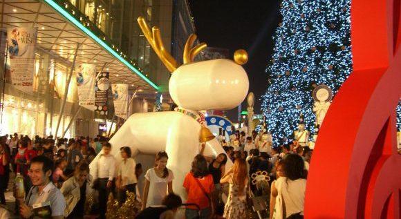 タイのクリスマスはどんな感じ?6つのおもしろ豆知識!