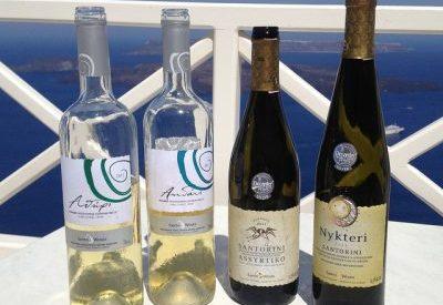 ギリシャ・サントリーニ島お土産調査!超おすすめ10選!ワイン