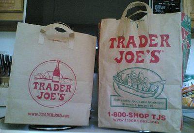 シカゴお土産調査!貰って嬉しい超おすすめ10選!Trader Joe'sのエコバック