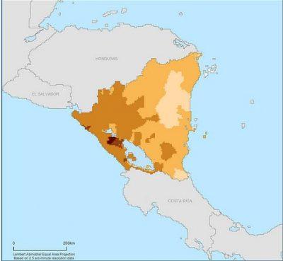 ニカラグア共和国ってどんなトコ?旅行前に押さえたい9つの特徴!地図