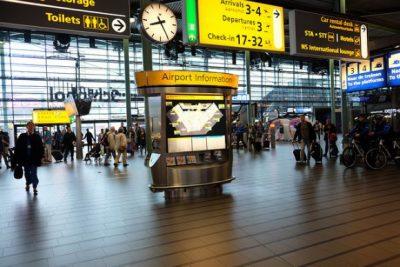 オランダの空港を徹底調査!旅行前に知るべき7つの特徴!アムステルダム・スキポール国際空港