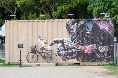初ペナン島旅行で絶対したい超おすすめ観光8選!ストリートアート