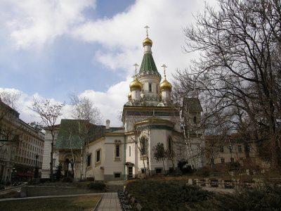 ブルガリアの首都ソフィアへ行こう!旅行前に知るべき9つの事!聖ニコライ・ロシア教会