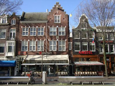 アムステルダムで絶対行きたいおすすめカフェ・レストラン8選!カフェ・ルクセンブルグ