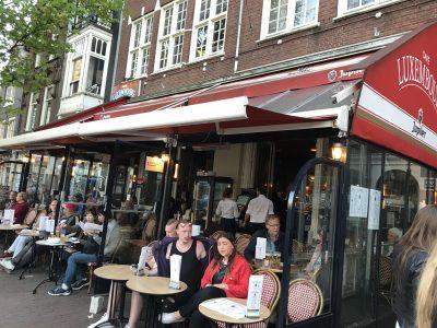 アムステルダムで絶対行きたいおすすめカフェ・レストラン9選!Cafe Luxembourg外観