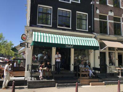 アムステルダムで絶対行きたいおすすめカフェ・レストラン9選!Winkel 43外観