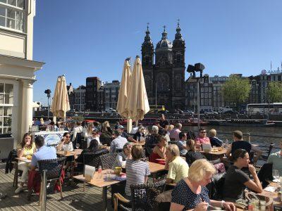 アムステルダムで絶対行きたいおすすめカフェ・レストラン9選!ルーチェ・セントラル外観