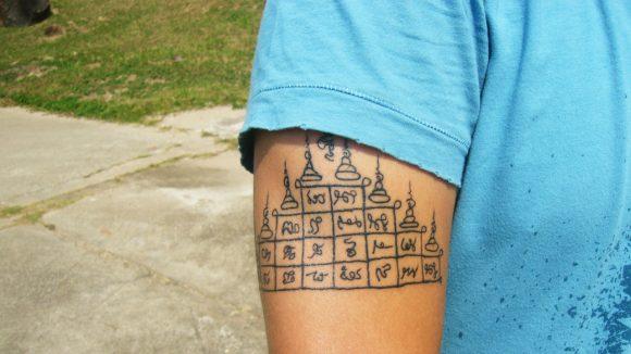 タイで刺青・タトゥーはどう思われているか調査!