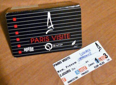 パリ観光する時のおすすめ移動手段!旅行前に知るべき7つの事!Paris visite