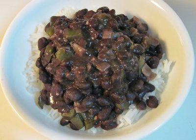現地で絶対食べたいおすすめキューバ料理10選!Frijoles Negro フリホーレス・ネグロ