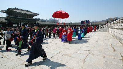 7月、8月、9月の韓国内おすすめイベント特集!王家の散策