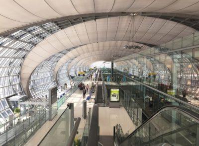 タイの空港を徹底調査!旅行前に知るべき7つの特徴!スワンナプーム国際空港