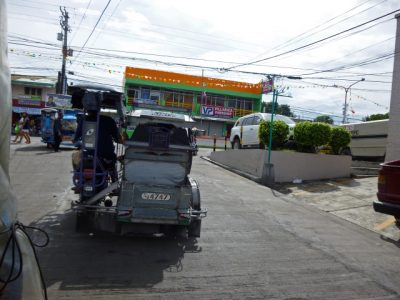 フィリピン観光する時のおすすめ移動手段!旅行前に知るべき7つの事!トライシクル