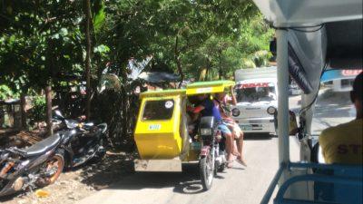 ボラカイのおすすめ移動手段!旅行前に知るべき8つの交通事情!トライシクル