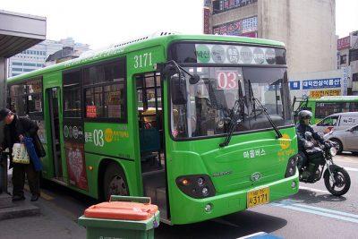 韓国を観光するときのおすすめ移動手段!旅行前に知るべき7つの事!市バス