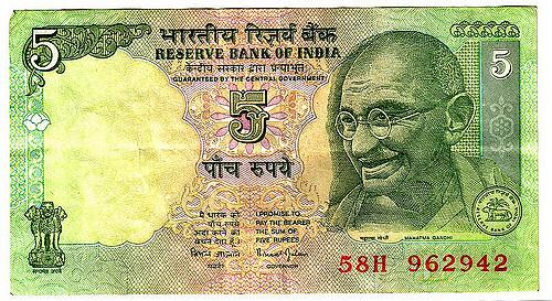 インドの通貨や両替事情を徹底調査!旅行前に知りたい7つのポイント!