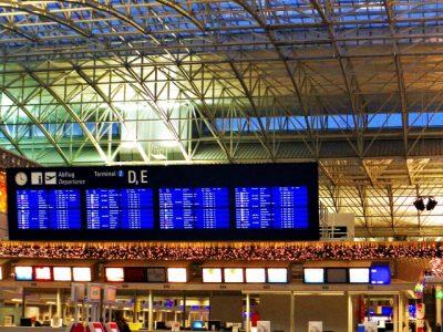フランクフルト空港調査!旅行前に知るべき7つの特徴!関税