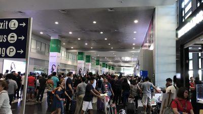 ボラカイ行き方徹底分析!日本からのおすすめ乗継ぎ方法と10個の注意事項!マニラ空港ターミナル3到着ロビー