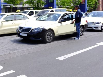 ベルリンを観光する時のおすすめ移動手段!旅行前に知るべき7つの事!タクシー