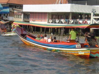 タイ・バンコク観光のおすすめ移動手段!旅行前に知るべき7つの事!ボート