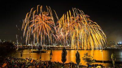 10月、11月、12月の韓国内おすすめイベント特集!ソウル世界花火祭り