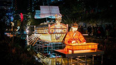 10月、11月、12月の韓国内おすすめイベント特集!ソウルランタンフェスティバル