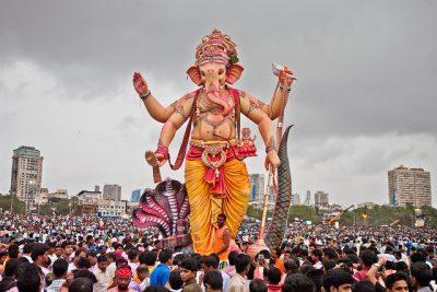 7月、8月、9月のインド国内おすすめイベント特集!ガネーシャ フェスティバル