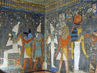 エジプト旅行をもっと楽しくするエジプト神話8つの豆知識!オシリス