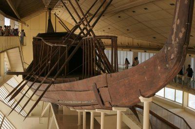 エジプト旅行をもっと楽しくするエジプト神話8つの豆知識!太陽の船