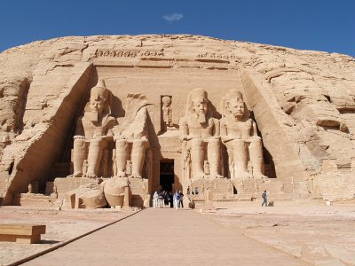 エジプト旅行をもっと楽しくするエジプト神話8つの豆知識!アブシンベル神殿