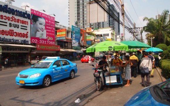 タイ・バンコクのタクシー事情やおすすめ移動手段!旅行前に知るべき7つの事!