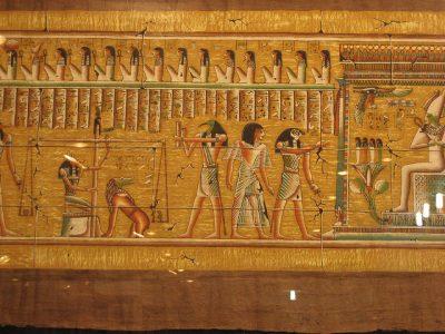 エジプト旅行をもっと楽しくするエジプト神話8つの豆知識!パピルス