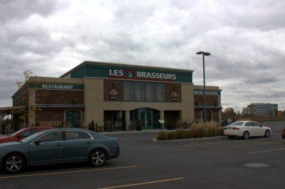 モントリオールで絶対行きたいおすすめカフェ・レストラン8選!Les 3 Brasseurs