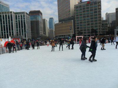 10月、11月、12月の韓国内おすすめイベント特集!スケート