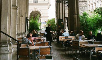 ウィーンで絶対行きたいおすすめカフェ・レストラン8選!カフェ アインシュタイン