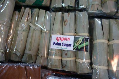 カンボジアお土産調査!貰って嬉しい超おすすめ10選!パームシュガー