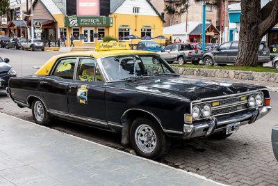 アルゼンチン観光のおすすめ移動手段!旅行前に知るべき7つの事!タクシー