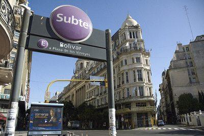 アルゼンチン観光のおすすめ移動手段!旅行前に知るべき7つの事!SUBTE