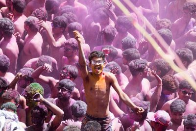 1月、2月、3月のインド国内おすすめイベント特集!ホーリー