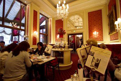 ウィーンで絶対行きたいおすすめカフェ・レストラン8選!カフェ ザッハー ウィーン