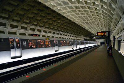 ワシントンDC観光時のおすすめ移動手段!旅行前に知るべき7つの事!メトロ