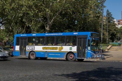 アルゼンチン観光のおすすめ移動手段!旅行前に知るべき7つの事!COLECTIVO