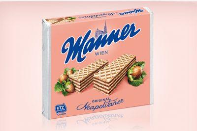 オーストリアのお土産調査!貰って嬉しい超おすすめ10選!ゾッターマンナー ナポリタン ウエハース