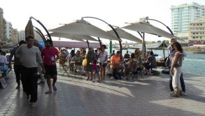 ドバイで絶対行きたいおすすめカフェ・レストラン8選!Creekside Restaurant & Cafe